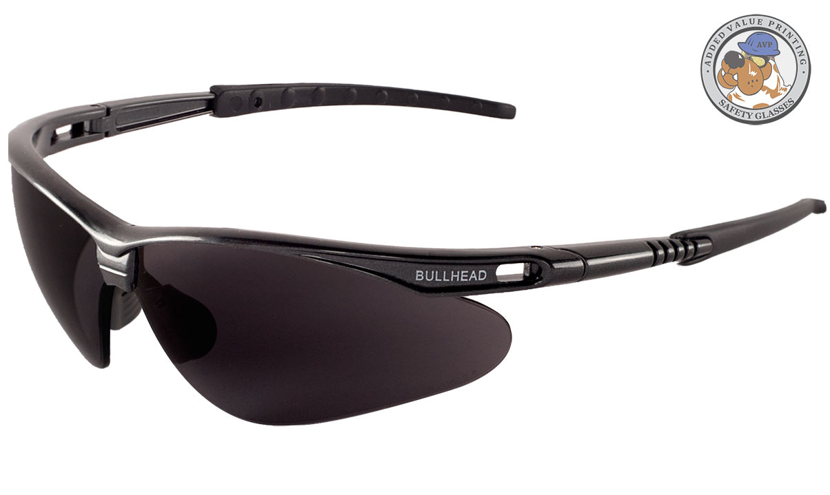 Polarized Safety Glasses from Bullhead